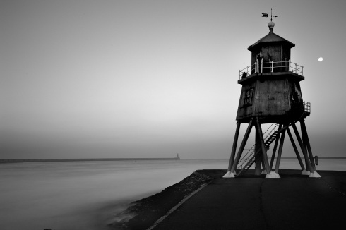 North Shields lighthouse